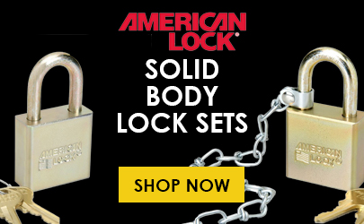 Shop American Lock Solid Body Lock Sets
