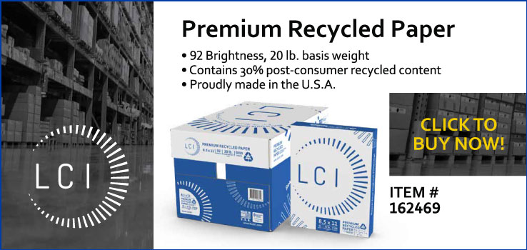 Shop Premium Recycled Paper